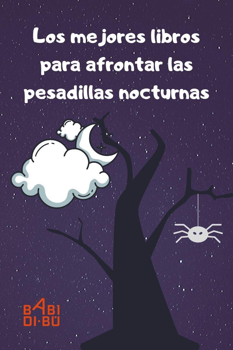 libros pesadillas miedos niños