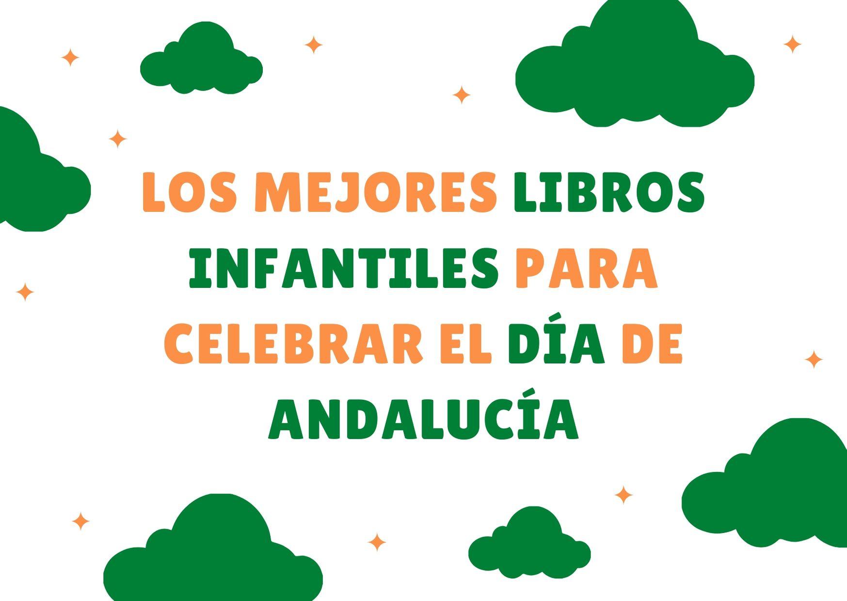 LIBROS INFANTILES ANDALUCIA
